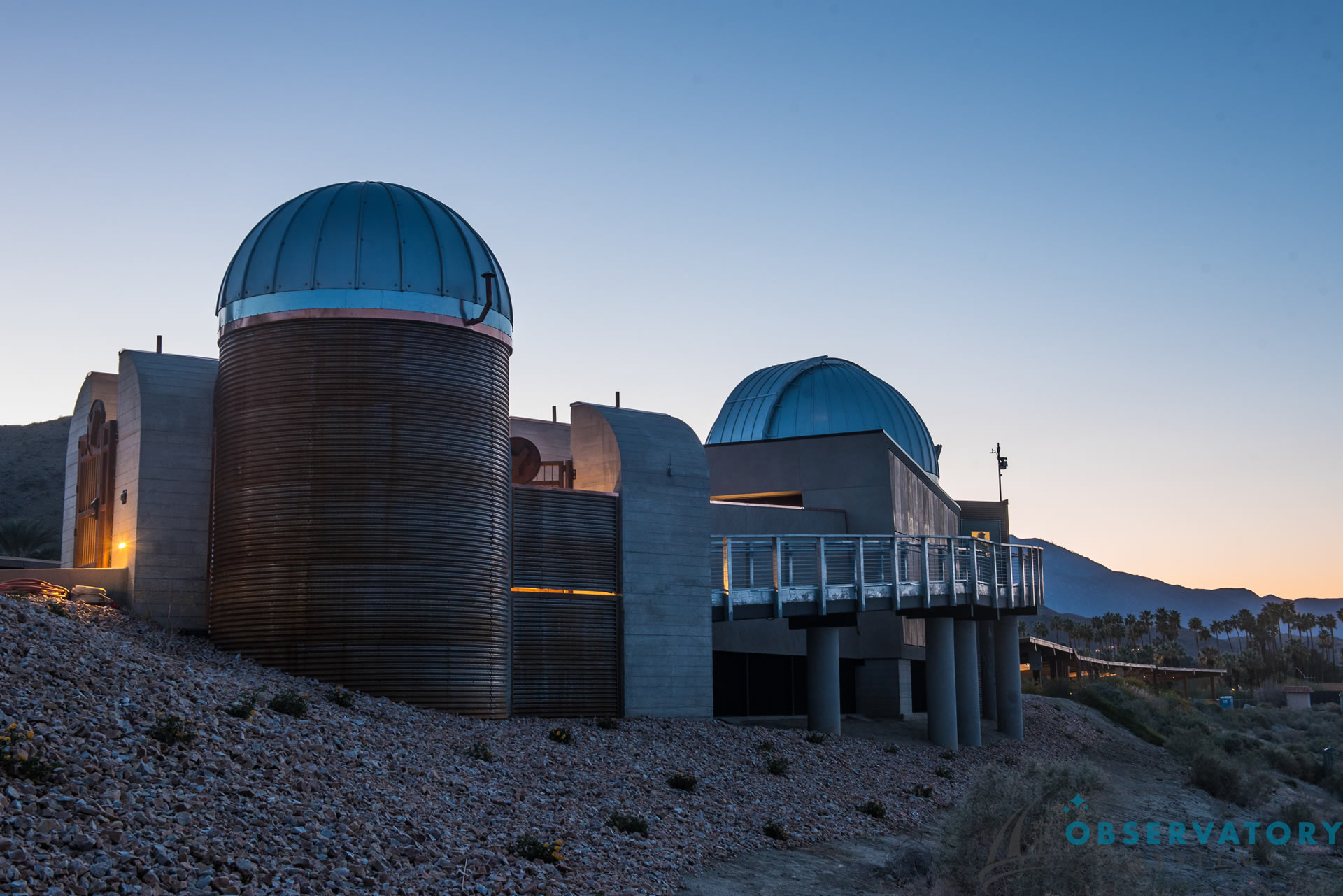 rancho mirage library and observatory