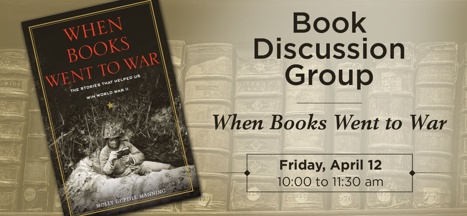 Book Discussion Group
