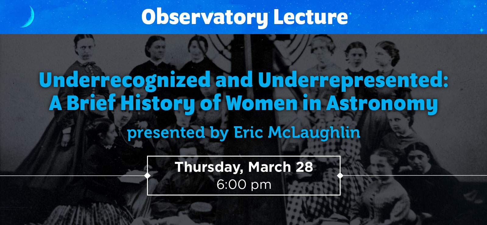 Observatory Lecture